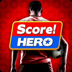 تحميل لعبة سكور هيرو Score hero
