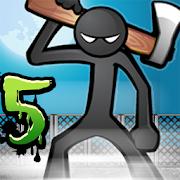 تحميل لعبة Anger of Stick 5 مهكرة للاندرويد