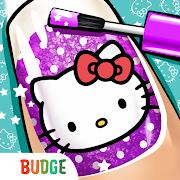 تحميل Hello Kitty Nail Salon مهكرة للأندرويد