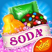تحميل Candy Crush Soda Saga 1.199.2 مهكرة لـ اندرويد