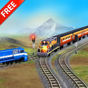 تحميل train racing games 3d 2 player مهكرة 2022