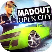 تحميل لعبة MadOut Open City للاندرويد مهكرة