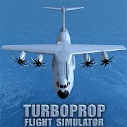 تحميل لعبة Turboprop Flight Simulator مهكرة اخر إصدار