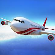 تحميل لعبة Flight Pilot Simulator مهكرة للاندرويد