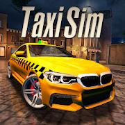تحميل لعبة Taxi Sim 2020 مهكرة اخر اصدار